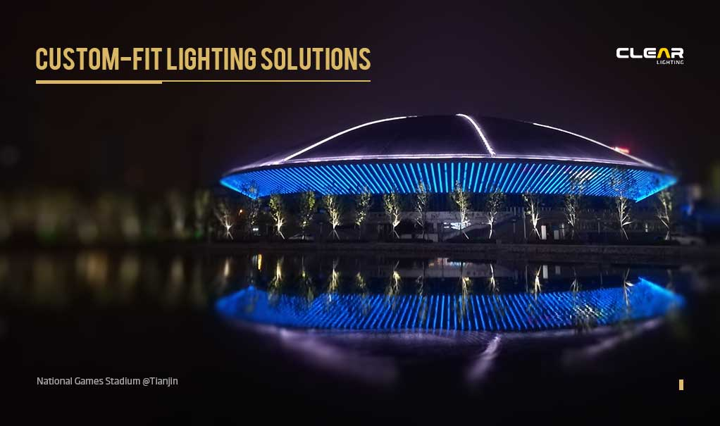 Custom-fit Lighting Solution-TJ